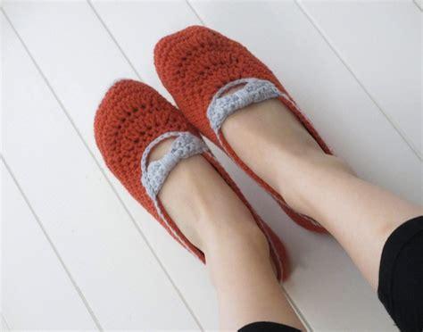 Handmade Slippers Patterns - handmade crochet slipper pattern and converse