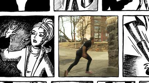 Premiere Pro Comic Book Template Comic Book Animation In 3d Premierepro Net
