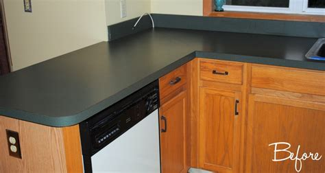 Kitchen Countertop Restoration by Kitchen Countertop Reveal Using The Rust Oluem Countertop
