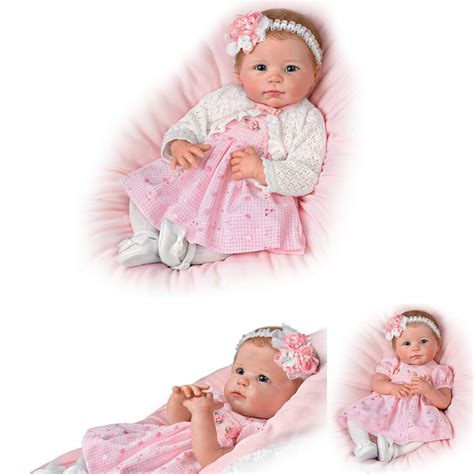 Ashton Kutcher Dress Up Doll by Adorable Weighted Poseable Baby Doll From Ashton
