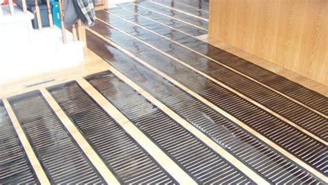 How Do Heated Floors Work by 1000 Images About Radiant Floors On Outdoor
