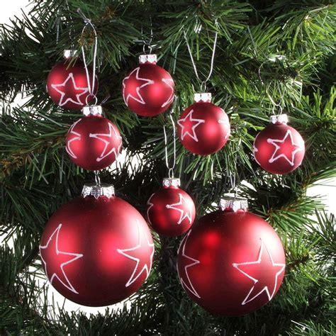 weihnachtsbaumkugeln stella 9cm 2er set eur 4 98