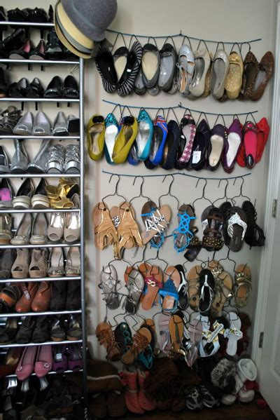 How To Organize Your Shoes In Your Closet by 6 Diy Shoe Rack Ideas To Organize Your Closet