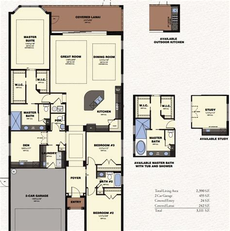 wisteria floor plan wisteria floor plan the isles of collier preserve in