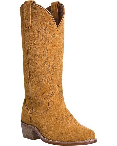 suede cowboy boots laredo jacksonville suede cowboy boots toe