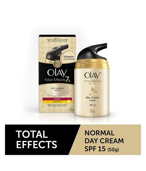 Olay Total Effect 7in1 Day Gentle Spf15 olay total effects 7 in 1 anti aging skin