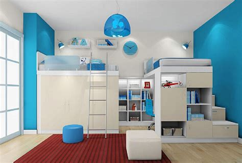 Designer Childrens Bedrooms Child Bedroom Interior Design Style Rbservis