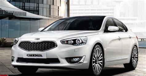 kia delivery kia motors takes delivery of all new cadenza auto