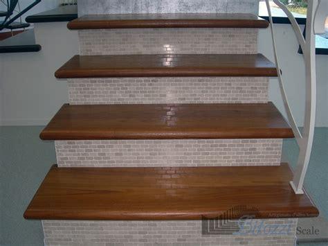 rivestimento scale in legno bitozzi f lli scale realizzazione e vendita
