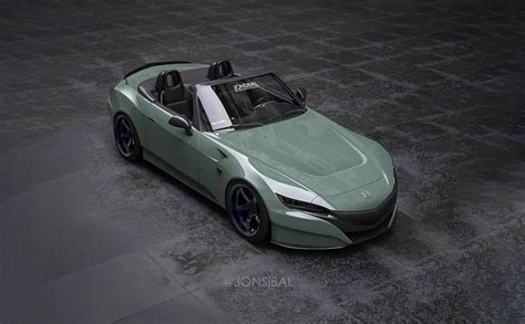 Honda New 2020 by 2020 Honda S2000 Study Top Speed