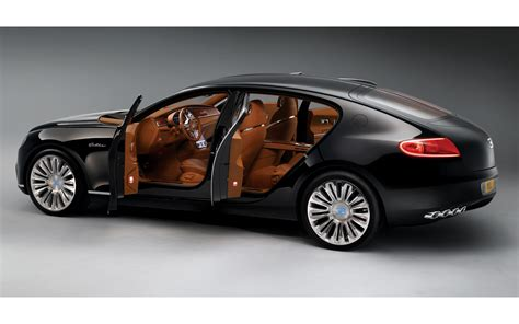 bugatti concept bugatti ceo sedan based on galibier concept back on the