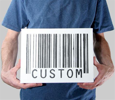 custom barcode tattoos by scott blake custom barcode paintings by scott blake