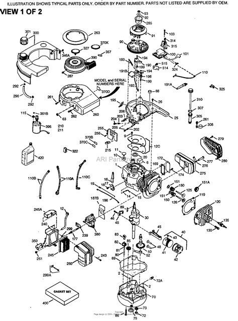 reference diagram tecumseh vlv60 502001b parts diagram for engine parts list 1