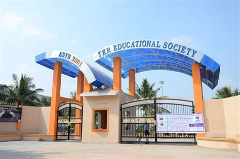 Tkr Mba College Hyderabad by Master In Business Administration Mba At Tkr College Of