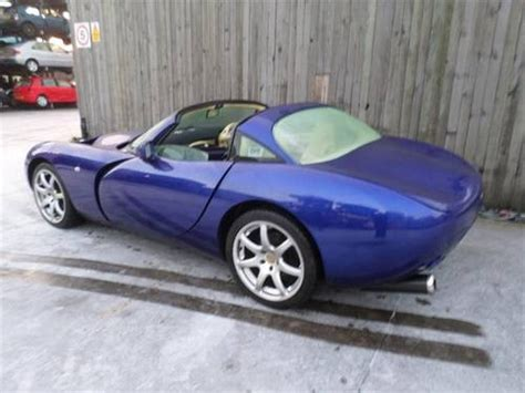 Tvr For Sale In Usa For Sale Tvr Tuscan Speed 6 4ltr 2002 Salvage Easy Easy