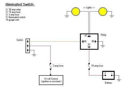 illuminated wall switch wiring diagram get free image