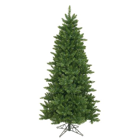 6 5 foot slim camdon fir christmas tree unlit a860865