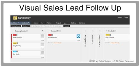 sales follow up template booking direct sales home with kanbanery my