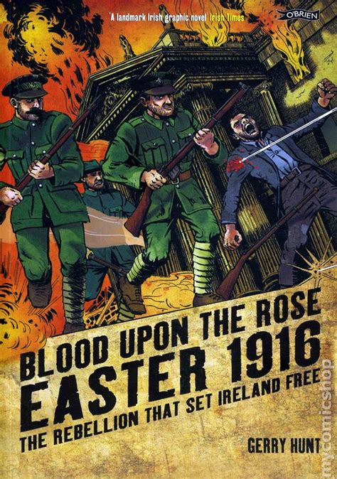 the rising new edition ireland easter 1916 books blood upon the easter 1916 gn 2010 comic books