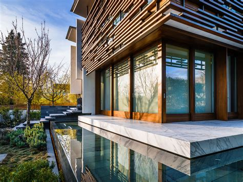 modern home design vancouver west coast oriental vancouver modern home 3 idesignarch