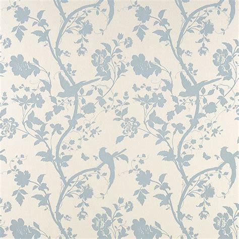 wallpaper duck egg blue oriental garden duck egg floral wallpaper from laura