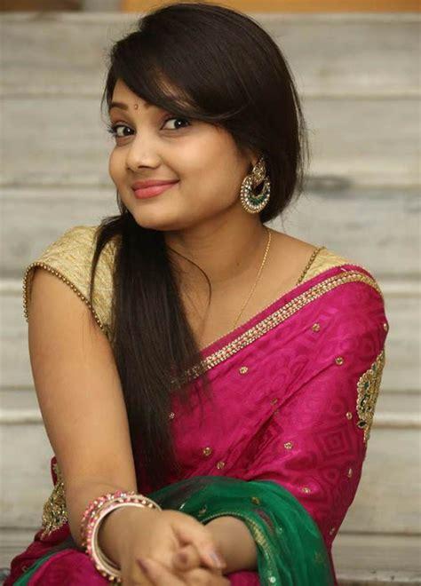 telugu photos in telugu telugu actress priyanka sexy stills in pink saree south