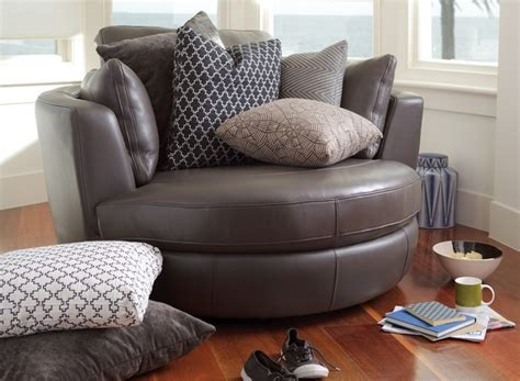 Oversized Swivel Chair For Living Room In Contemporary Oversized Swivel Chairs For Living Room
