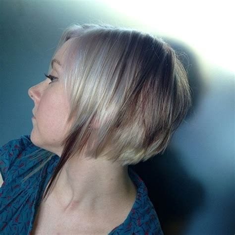 long pieces in front hair styles 30 stacked bob haircuts for sophisticated short haired