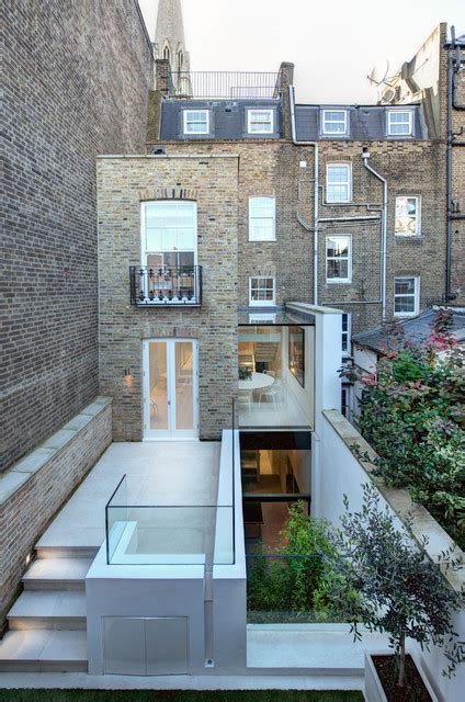 design concrete notting hill notting hill town house