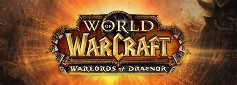 world of warcraft patch logos justblizzard wow die patchnotes zu patch 6 1