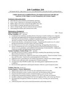 executive assistant sle resume objective it engineer