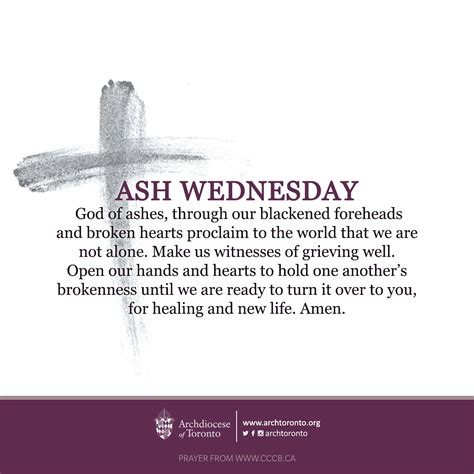 a prayer and reflection for ash wednesday http on fb me