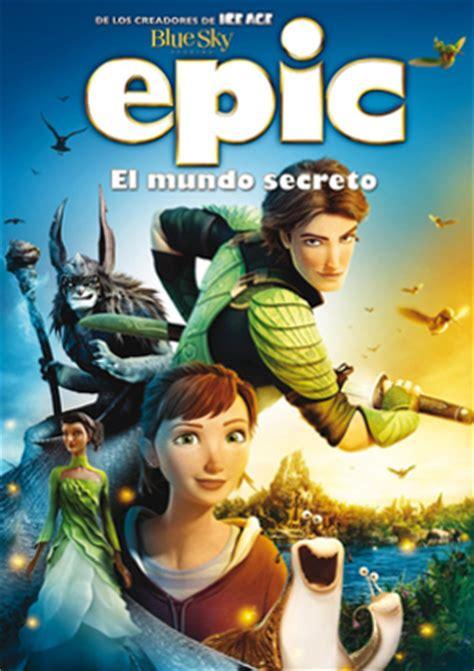 film animasi epic epic el mundo secreto dvd de 8420266967718 comprar