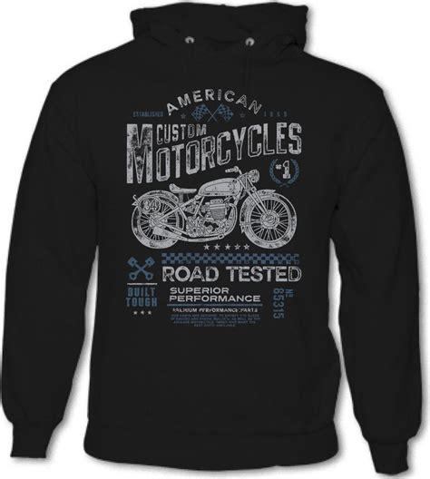 Jaket Zipper Hoodie Sweater Indian Motorcycle Abu 1 american custom motorcycles mens hoodie biker indian victory motorbike bike ebay