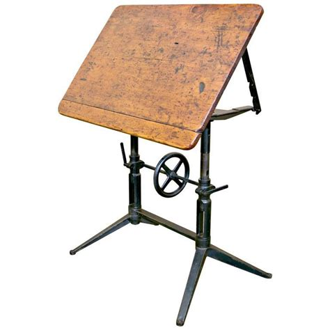 Corner Drafting Table Antiques Et So Much More