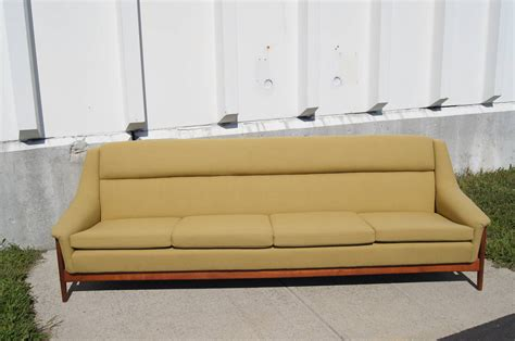 four seater sofa by folke ohlsson for dux at 1stdibs