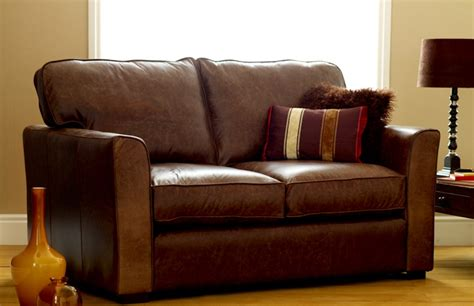 sofa beds  torino premium leather sofa bed