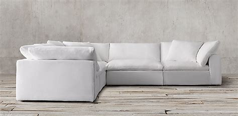 restoration hardware cloud sofa reviews seating collections rh