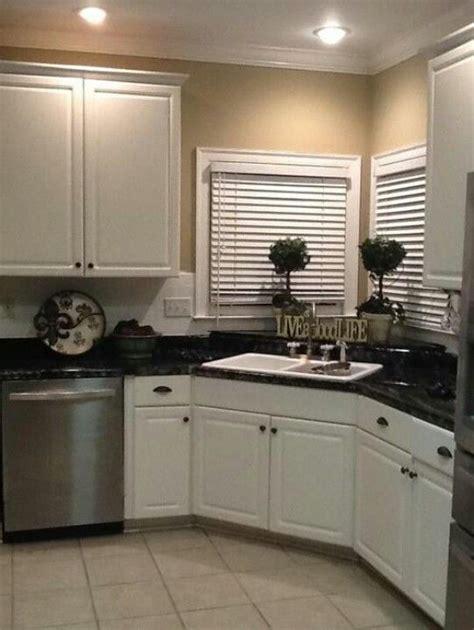 25  best ideas about Corner kitchen sinks on Pinterest