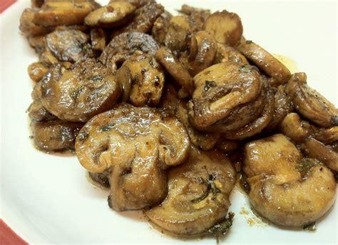low carb layla sauteed mushrooms