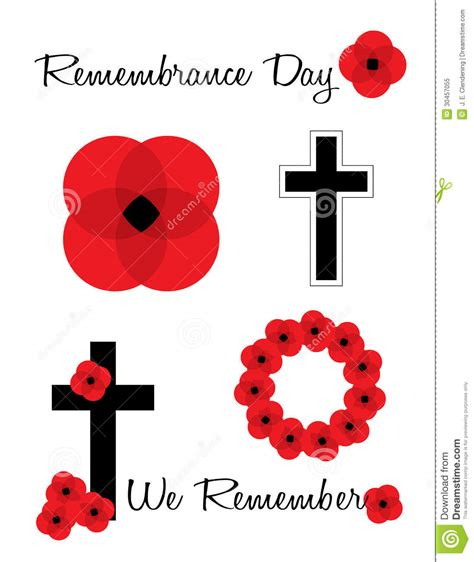 remembrance day poppies royalty free stock photo image 30457055