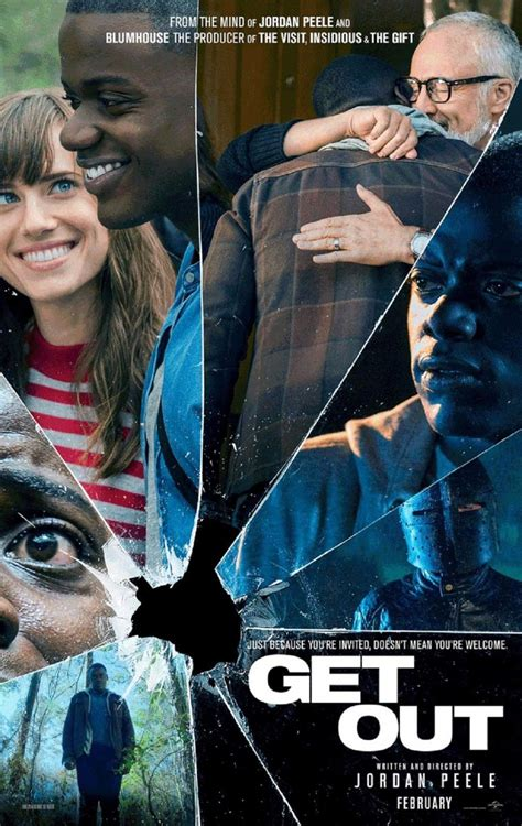 film 2017 get out get out 2017 poster 1 trailer addict