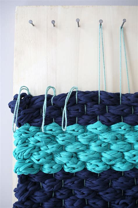 diy mat chunky woven bath mat diy a beautiful mess