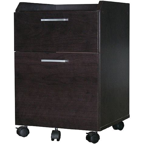 Rolling File Cabinets by 4d Concepts 2 Drawer Rolling Mobile File Cabinet Walmart