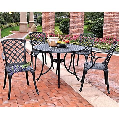 Crosley Sedona Cast Aluminum Outdoor Patio Furniture Sedona Patio Furniture