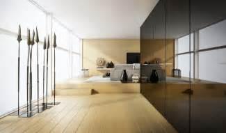 loft living room natural lighting interior design ideas