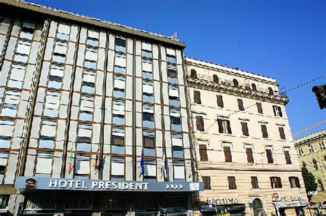 best western rome 酒店外观 picture of best western hotel president rome