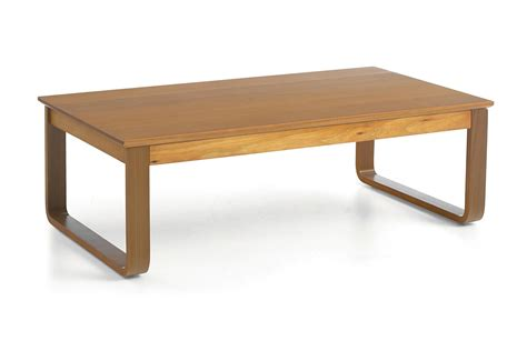Coffee Table With Chairs Ct4 L Timber Top Coffee Table Tessa Furniture
