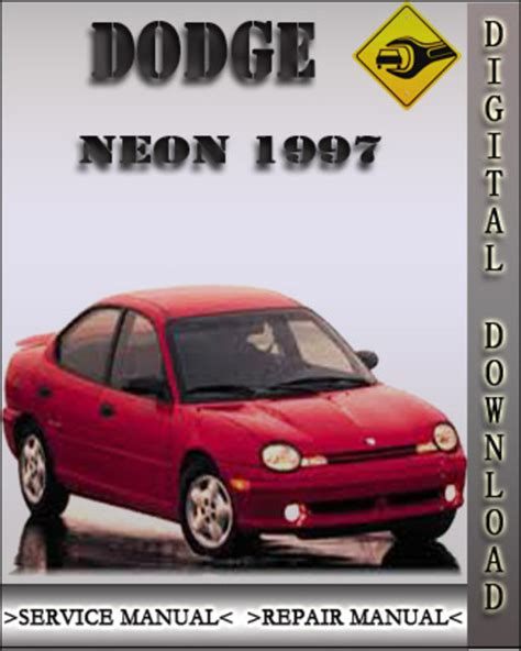 car repair manuals online free 1997 dodge neon head up display service manual manual repair engine for a 1997 plymouth neon dodge neon 1997 workshop repair