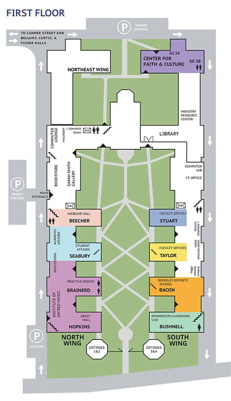 printable yale map cus map yale divinity school
